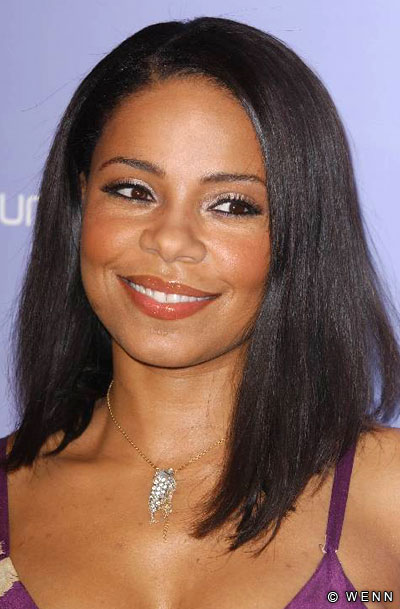 SANAA LATHAN's take on sexy