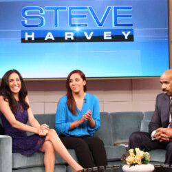 Hey UGLYs Devyn Rush On Steve Harvey Cropped