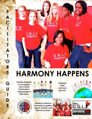 HarmonyHappensCover Mar 2021