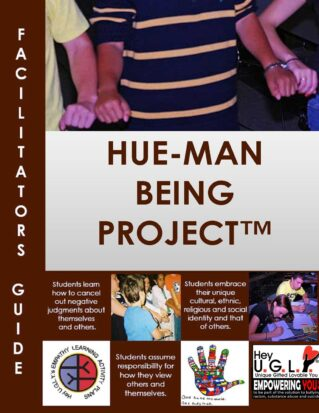HueManBeingFacilitatorsGuideCover Feb 1 2021